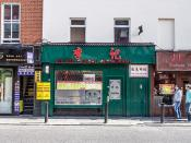 Lee Kee Chinese Restaurant (Parnell Street)