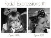 Facial Expressions #1