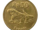 Komodo coin,