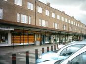 English: Cranmer Bank Shops, Black Moor, Moor Allerton, Leeds, UK