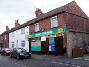 English: Happy Shopper Off Licence & Store Happy Shopper Off Licence & Store, High Street, Winterton.