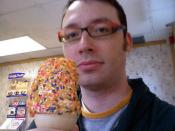 Coon Rapids Dairy Queen Crunch Cone