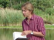 English: Claus Emmeche in 2006 at the ecosemiotics and environmental ethics seminar in Kavastu, Estonia. Eesti: Claus Emmeche - 2006. aastal ökosemiootika ja keskkonnaeetika seminaril Kavastus.