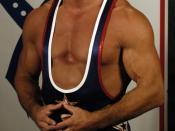 TNA wrestler Kurt Angle