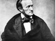 English: Azərbaycan: Rixard Vaqnerin fotoşəkli, Paris şəhərdə, 1861-ci ildə, Vaqnerin operasi Tannhauser ifadə olundə. Español: Fotografía de Richard Wagner, sacado en París en 1861, cuando Wagner estaba en Francia para el estreno de Tannhauser.