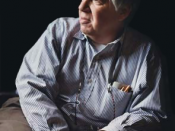 English: A photo of Stephen Jay Gould, by Kathy Chapman online.