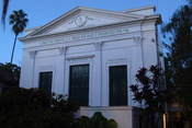 Português: Templo Positivista em Porto Alegre