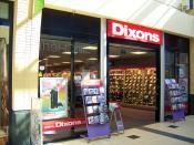Dixons shop im Emmen
