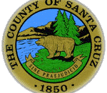Official seal of County of Santa Cruz
