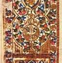Mamluk playing card (king of cups), c.15th century