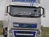 Dixon International Transport - Volvo FH 2012