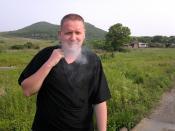 smoked pauk
