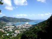 Road Town, Tortola, BVI - 2005