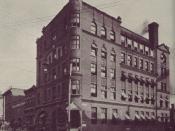Constitution building 1890