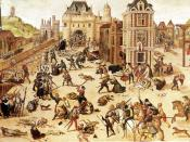 Saint Bartholomew's Day Massacre