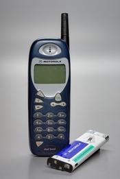 Deutsch: Motorola M3888 ca. 2000