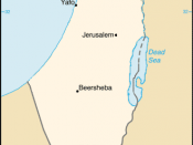 Historic region of Palestine