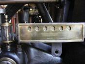 Berlin Friedrichshagen - Wasserwerk. Schäffer & Budenberg of Magdeburg  - Buckau.   Steam engine detail