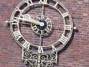 The Bournville Carillon - clock - Capre Diem