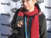 Director Jennie Livingston (