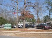 Senior Citizen Center, located at 78 Varnedoe Avenue, Garden City, Georgia