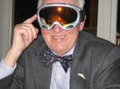English: , American folklorist, best known for his work with urban legends, at his 75th birthday party.