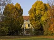 Bamberger Haus im Luitpoldpark