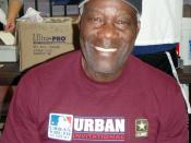 """James Timothy """"Mudcat"""" Grant, born August 13, 1935 in Lacoochee, Florida, is a former Major League Baseball pitcher who played for the Cleveland Indians (1958–64), Minnesota Twins (1964–67), Los Angeles Dodgers (1968), Montreal Expos (1969), St."""