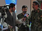 Kandahar Regional Medical Hospital hosts medical shura