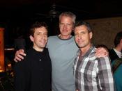 Brian Doherty, Dan Mathews and Jack Ryan