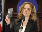 Nora Volkow, director of the National Institute on Drug Abuse.