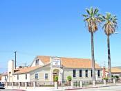 English: Maywood Apostolic Christian Church in Maywood,CA