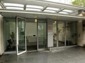 English: Atelier Brancusi entrance, Paris, France