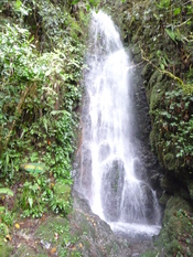 English: Waterfalls are example for natural resources