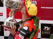 Ryan Farquhar gets to know the Lightweight TT trophy