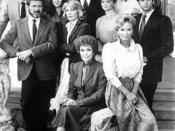 Original cast of Falcon Crest