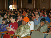 Brooklyn Book Festival crowd