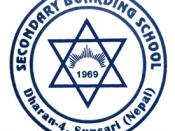 Secondary boarding school