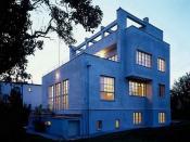 Adolf Loos designed House in Prague