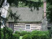 The 'Josiah Henson' cabin in Maryland