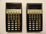 SR-51 Calculator Varieties