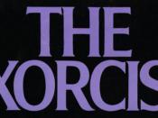 Deutsch: Logo von The Exorcist