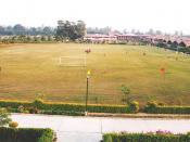 English: Sports in SelaQui International School