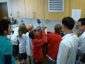 Humphreys American School observes Earth Day