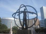 English: Christopher Columbus monument, Denver, CO. Italiano: Monumento a Cristoforo Colombo a Denver, Colorado.
