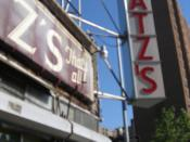 Katz's Famous Delicatessen