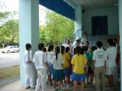 Student Orientation Programme, Provisional Admission Exercise, 2006 batch.