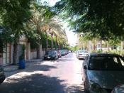 Residential neighborhood in Alexandria