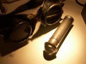 steampunk flashlight 1