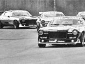 First and second generation Camaro, Puss&Kram Camaro Cup 1976, Ring Knutstorp